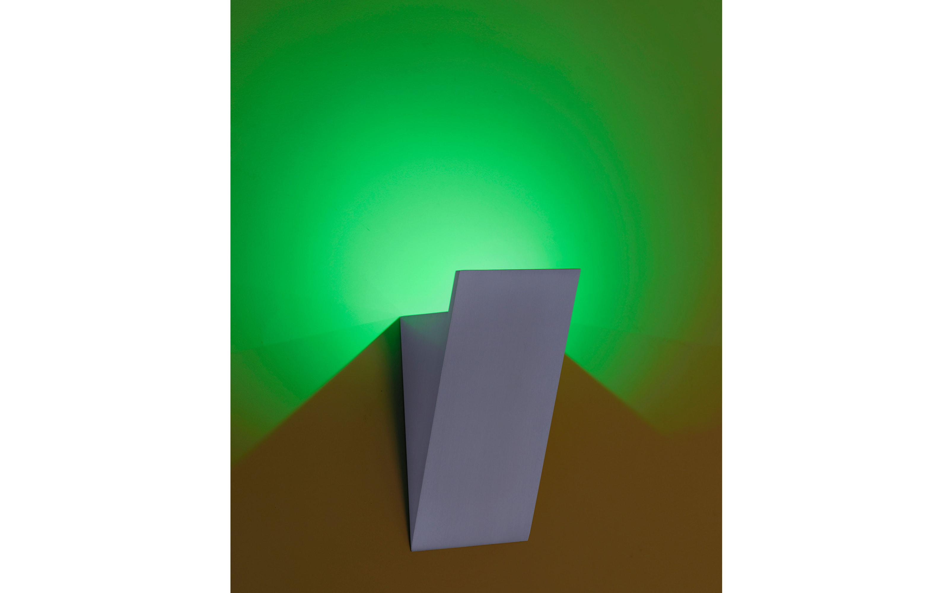 LED-Wandleuchte Q-Wedge aus Aluminium