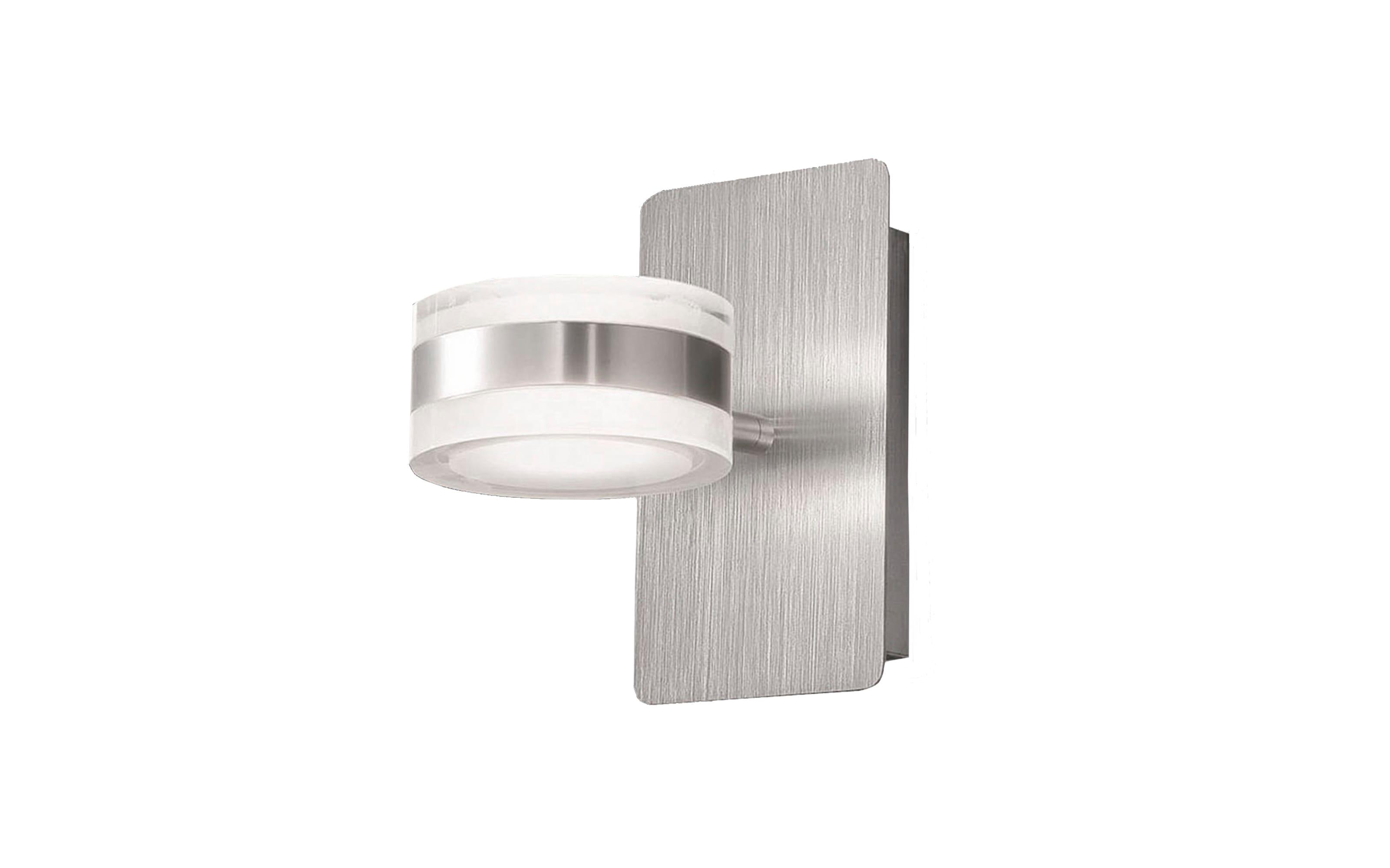 LED-Wandleuchte Dunk aus Aluminium