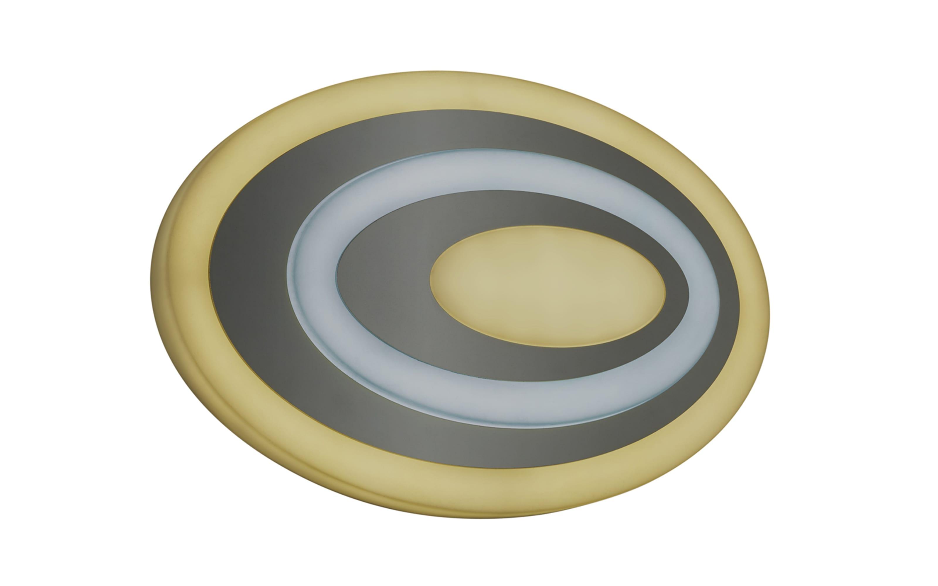 LED-Deckenleuchte Subara aus Acrylglas