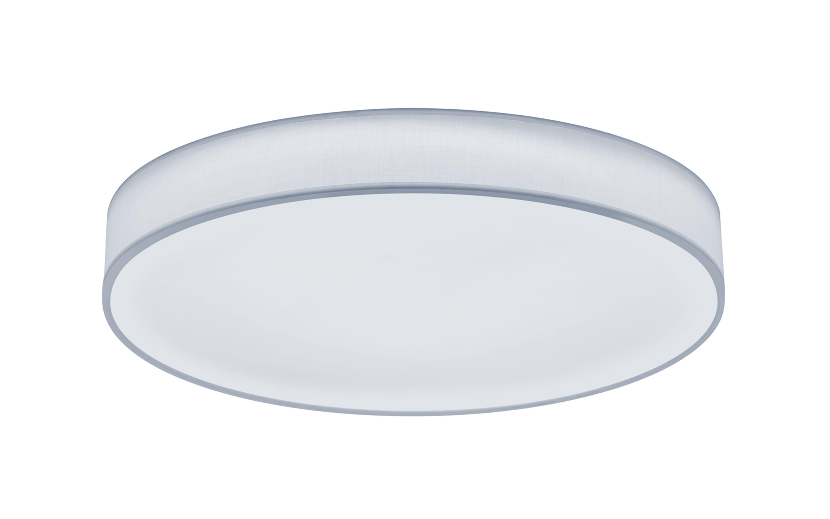 LED-Deckenleuchte Lugano in weiß