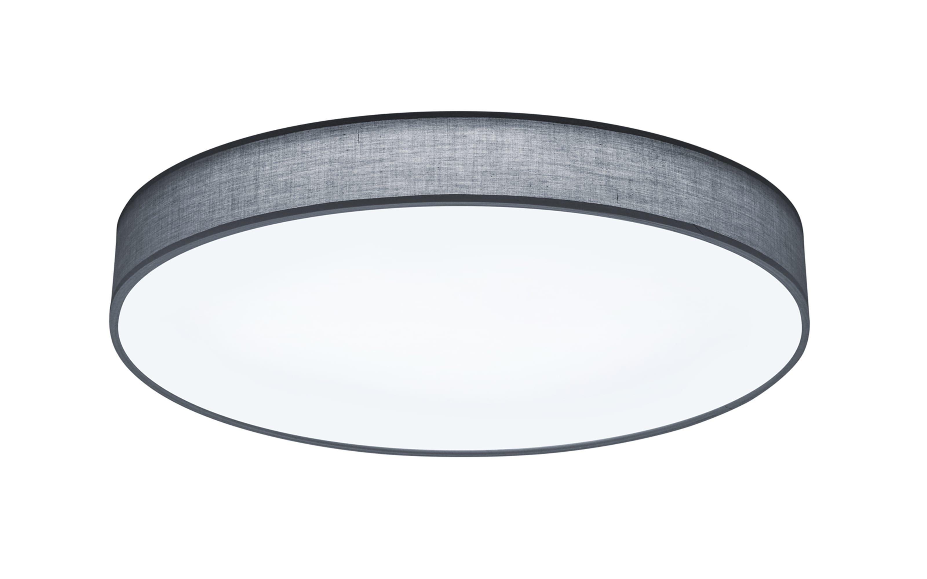 LED-Deckenleuchte Lugano in grau