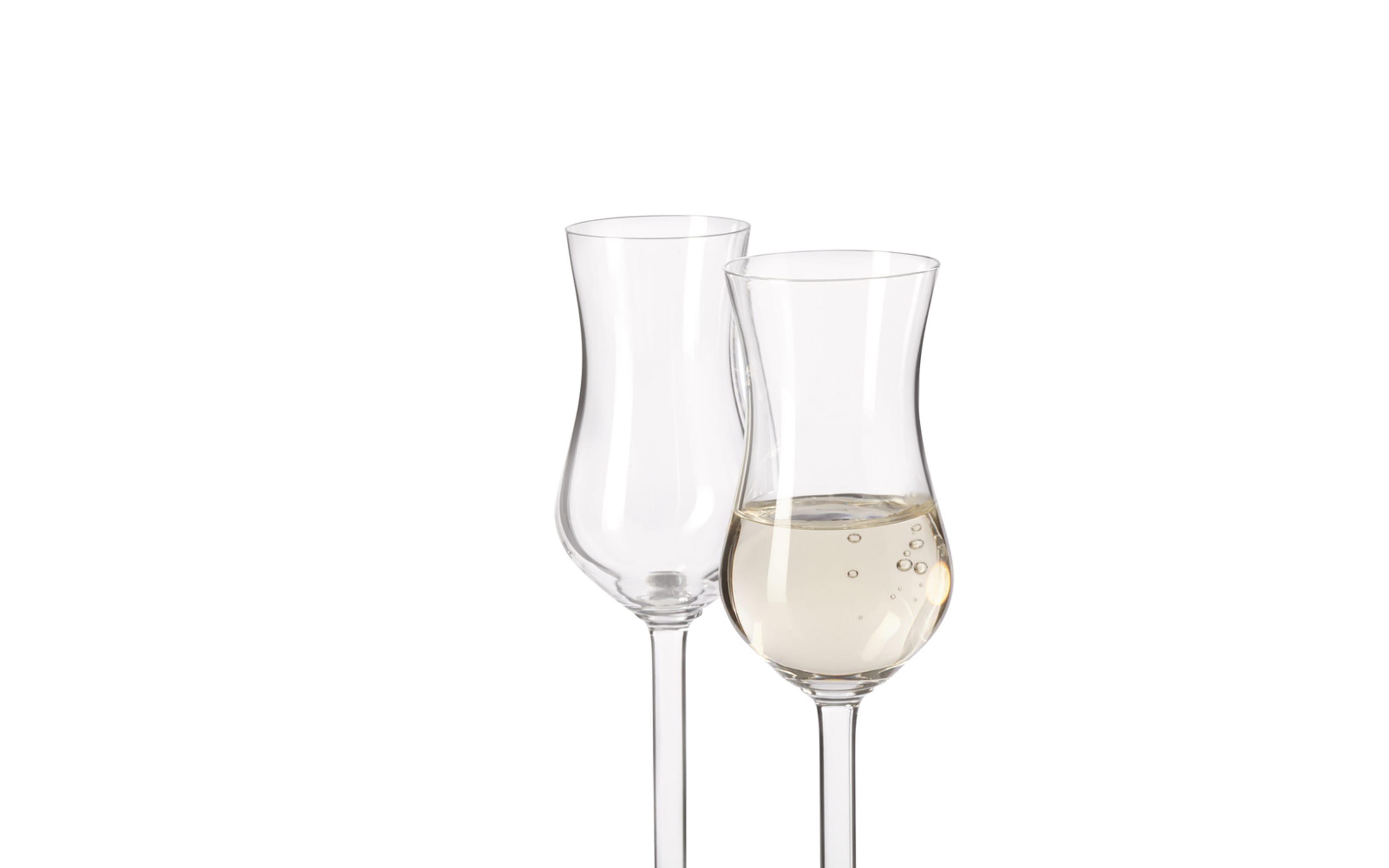 Grappaglas 100 ml Daily,  6-teilig