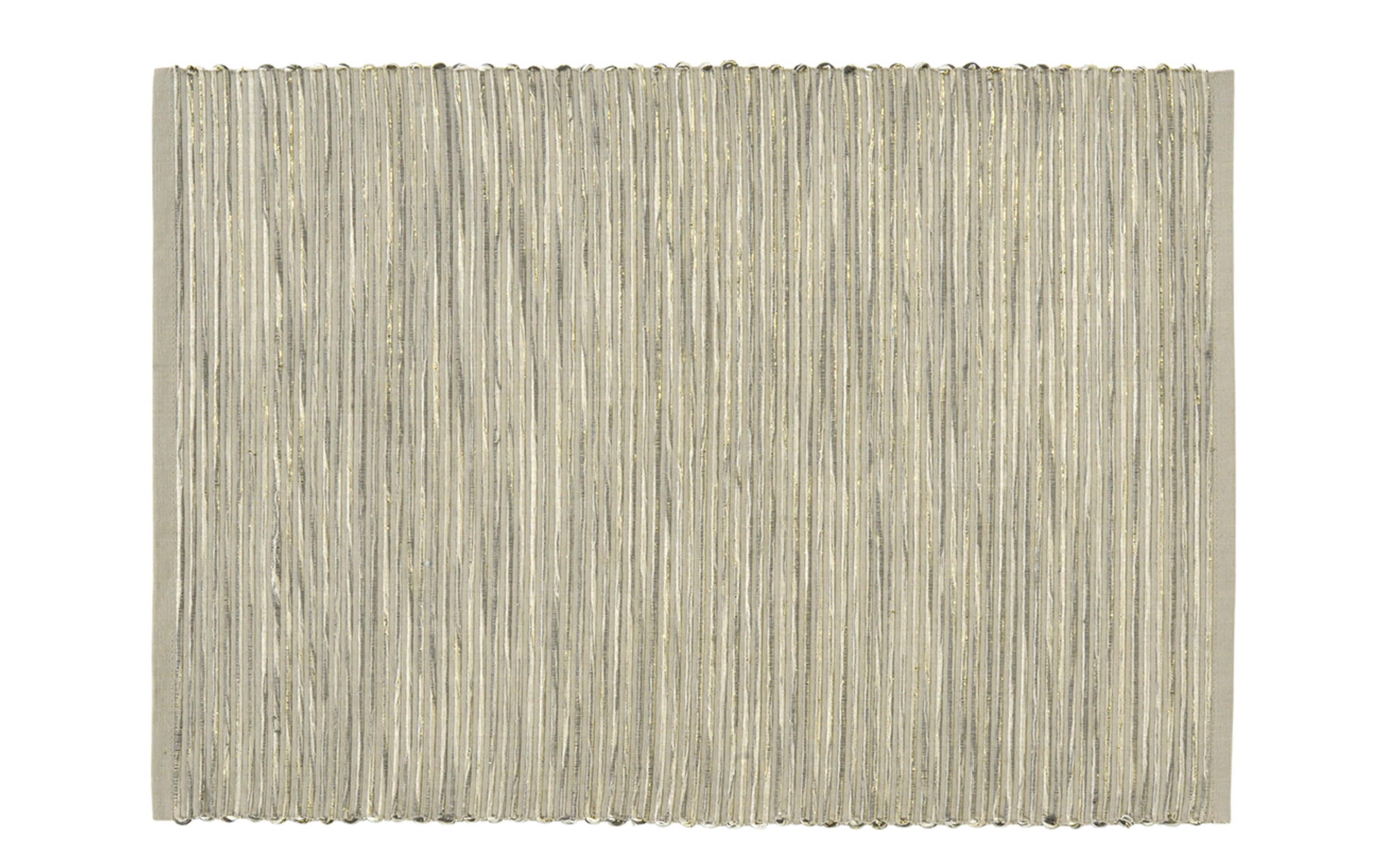 Tischset Winter Breeze in rock, 35 x 50 cm