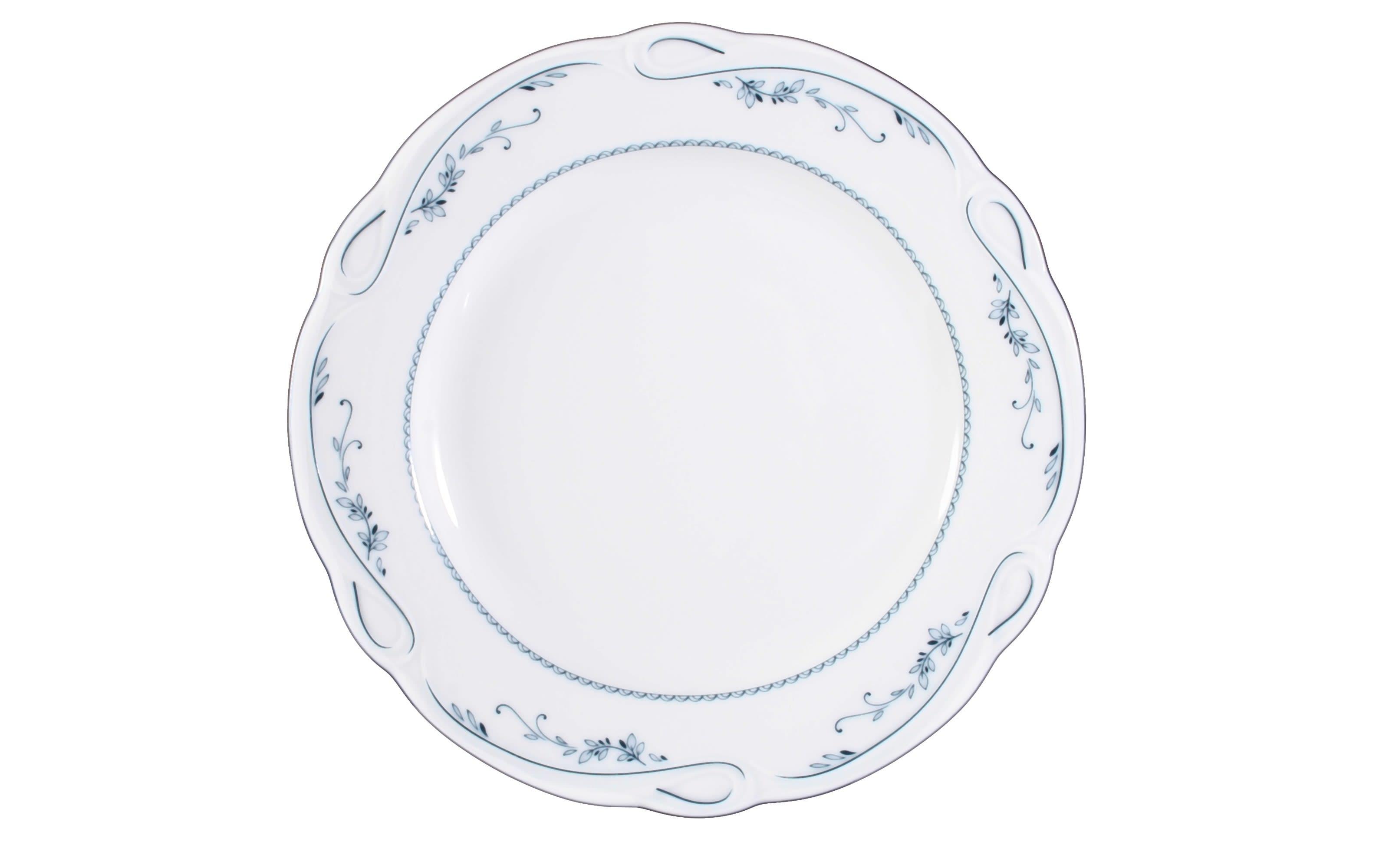 Frühstücksteller Desiree Aalborg in weiß, 20 cm