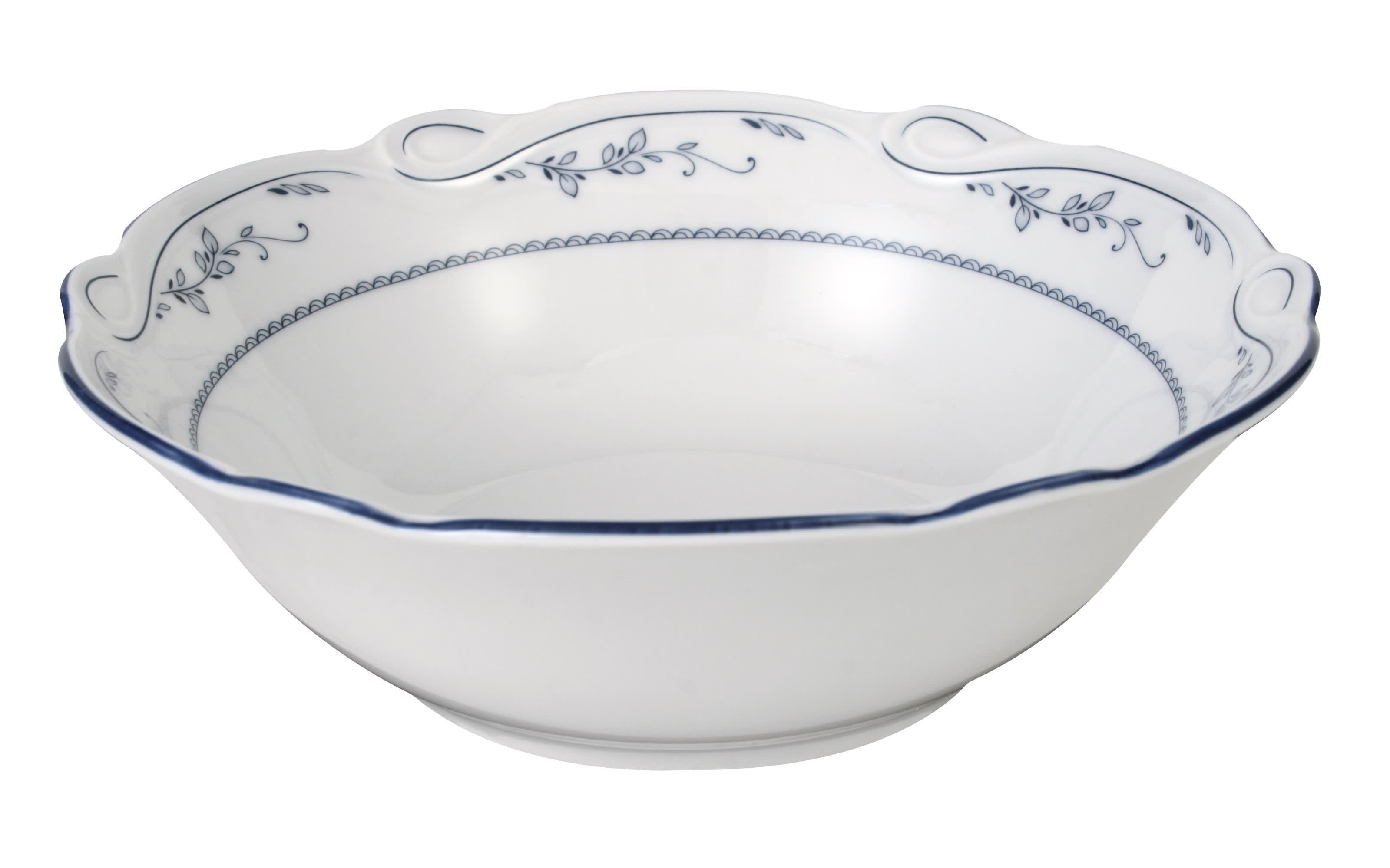 Dessertschale Desiree Aalborg in weiß, 15 cm