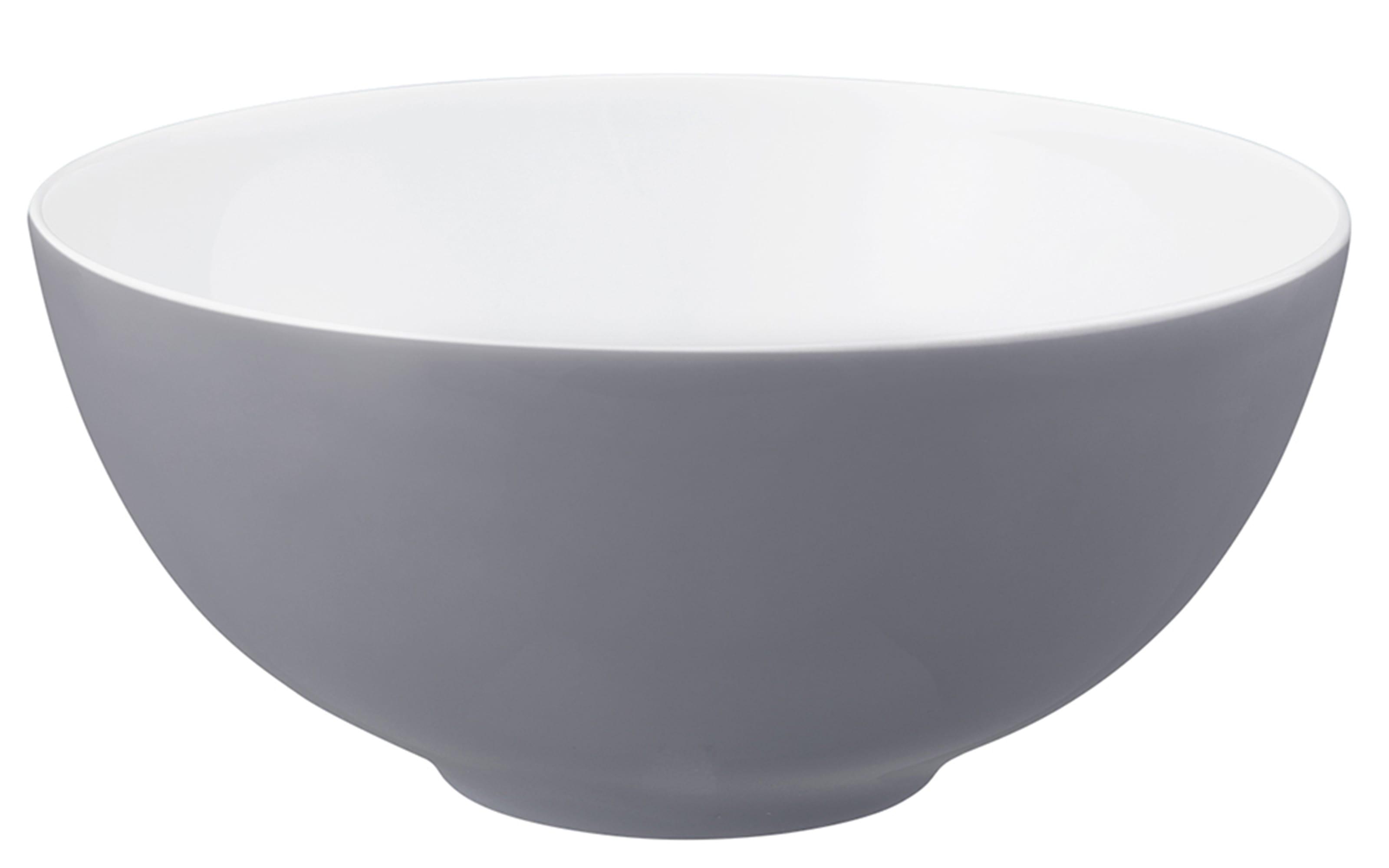 Schüssel Life Elegant Grey, 21 cm