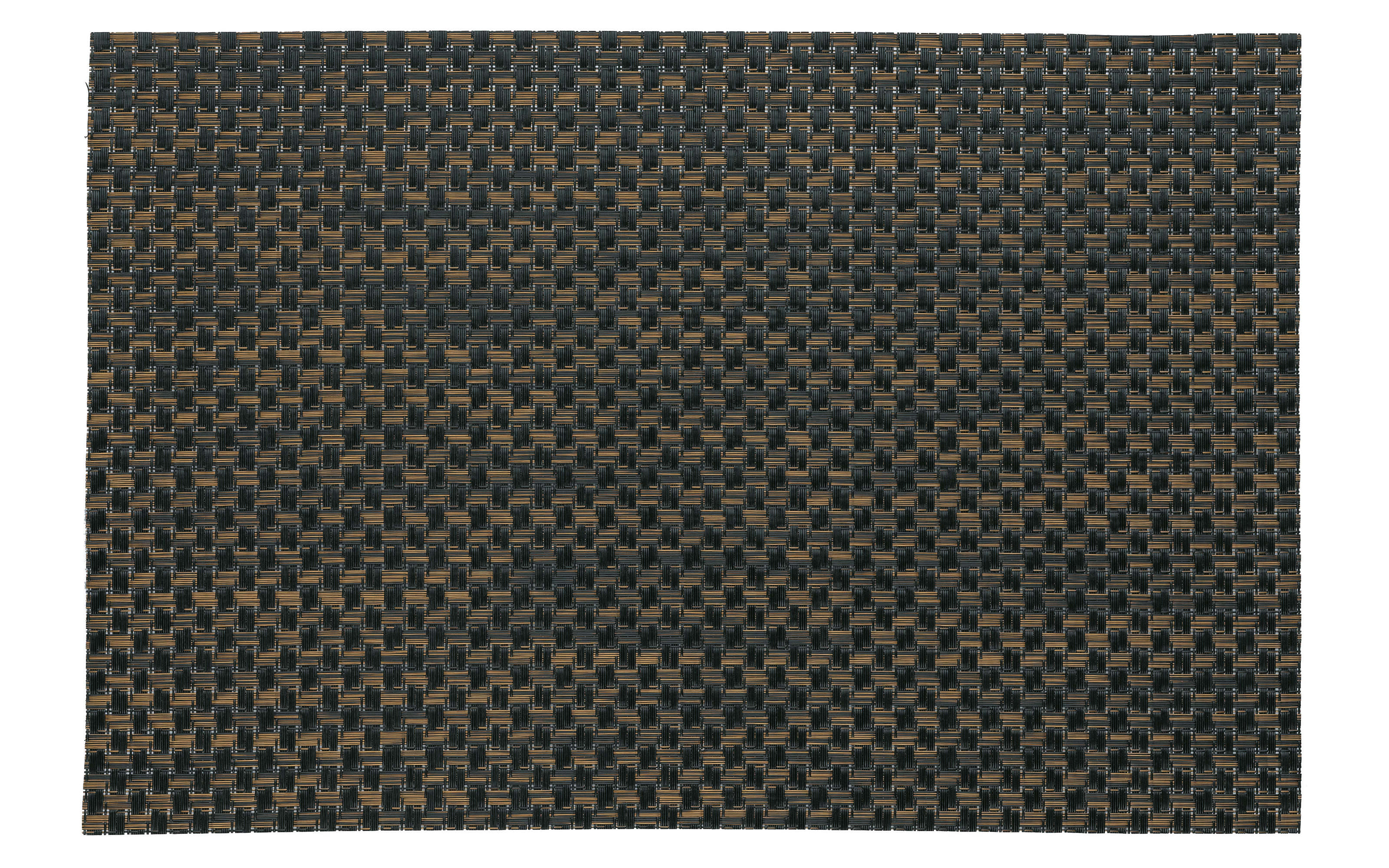 Tischset Plato in hellbraun-schwarz, 45 x 30 cm