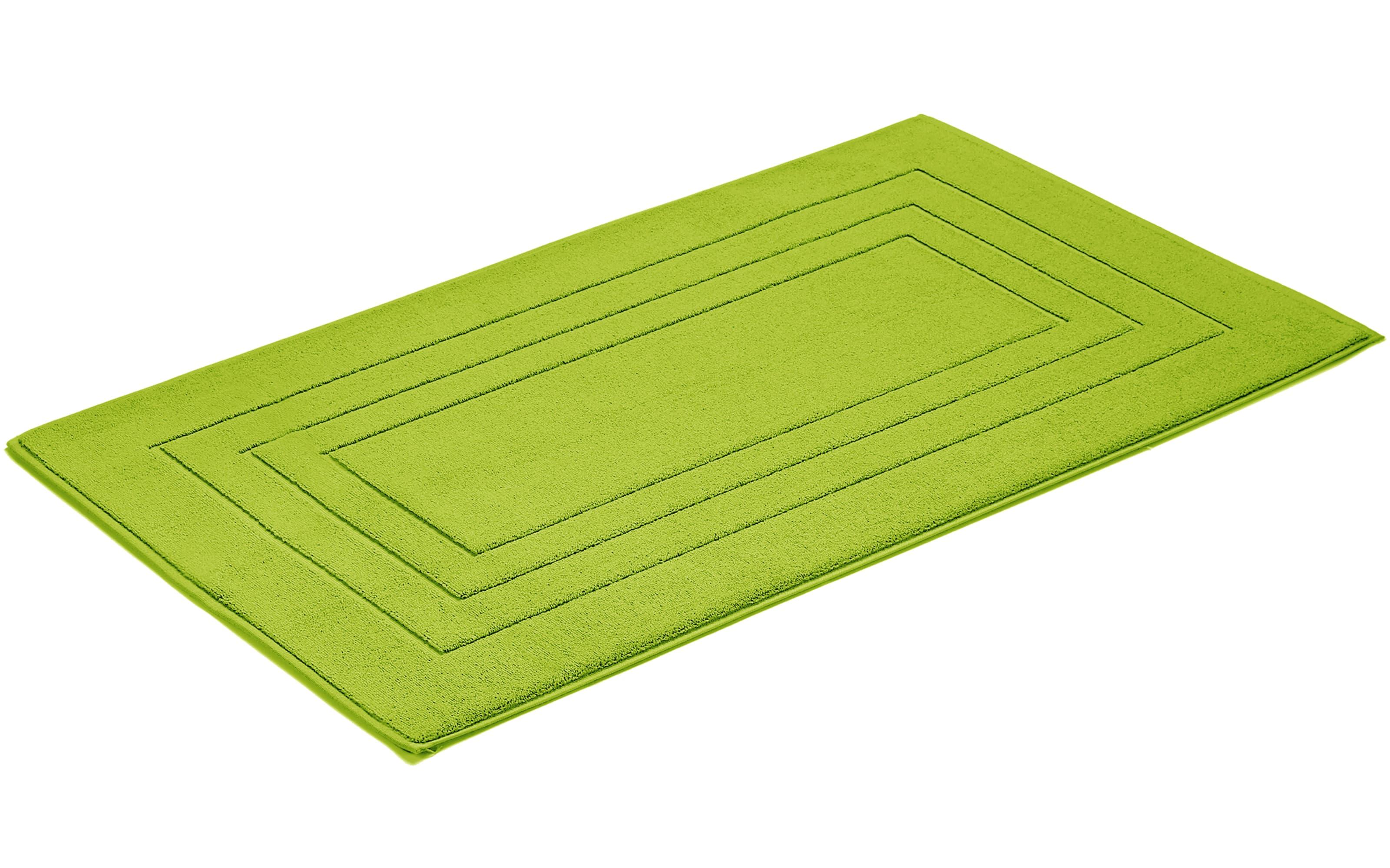 Badteppich Feeling in meadowgreen, 60 x 100 cm