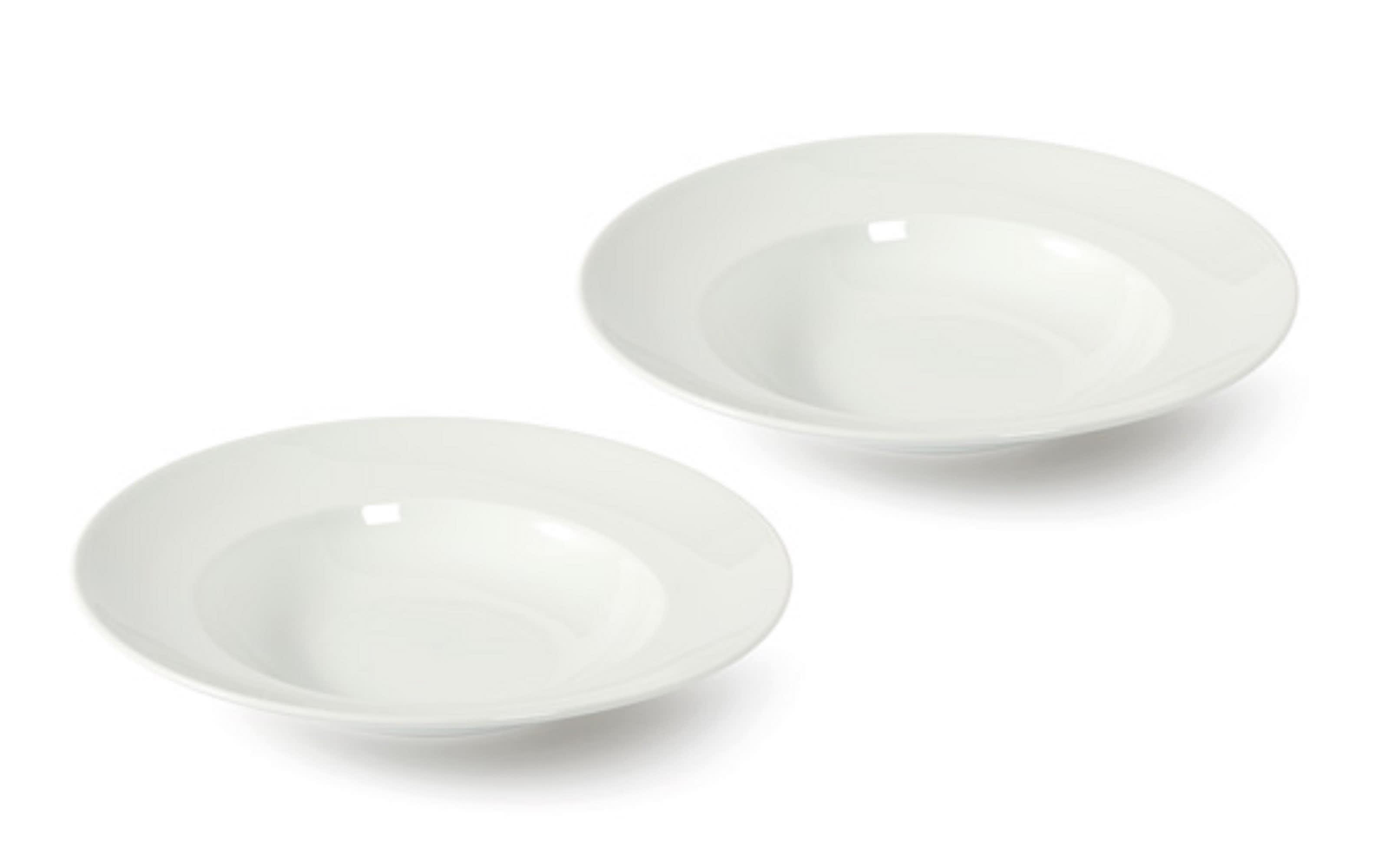 Pastatellerset New Fresh in weiß, 2-teilig