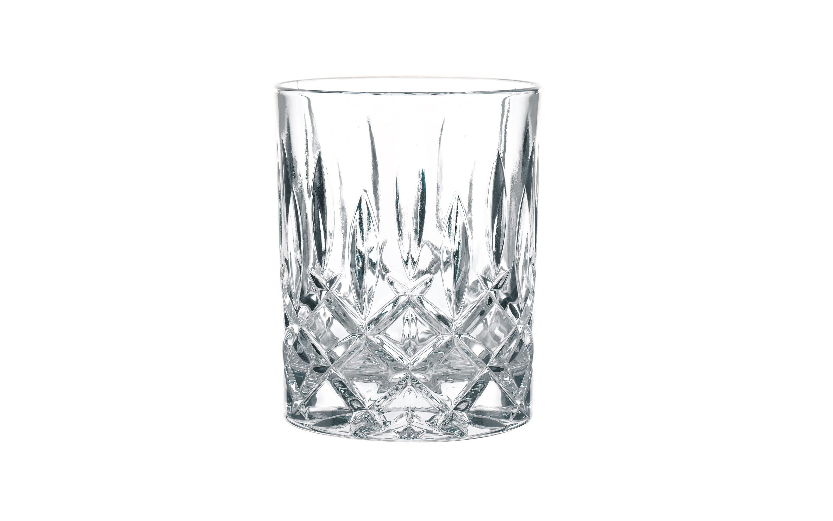 Whiskybecher Noblesse in klar, 4-teilig