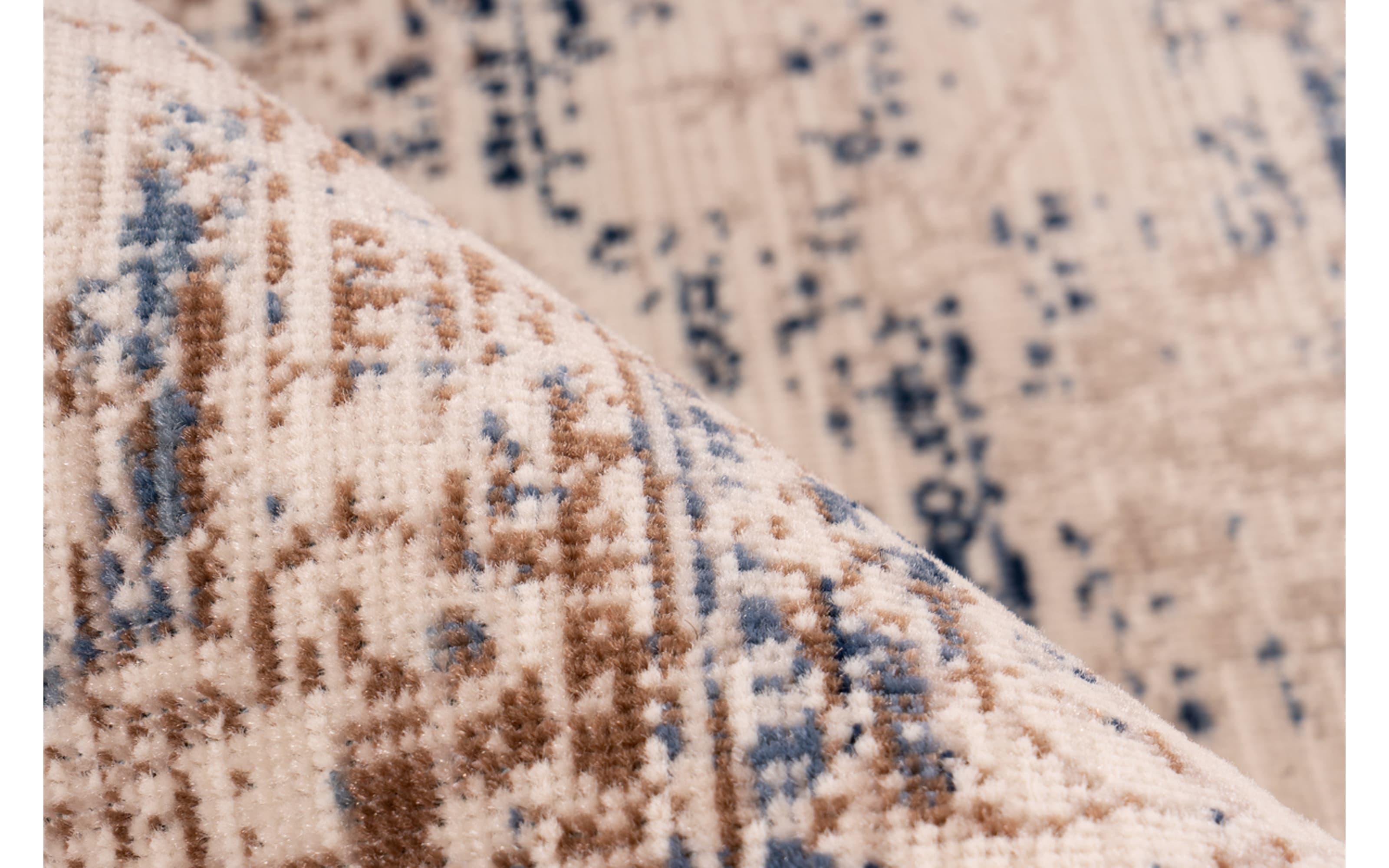 Teppich Anouk 1125 in Creme, 80 x 150 cm