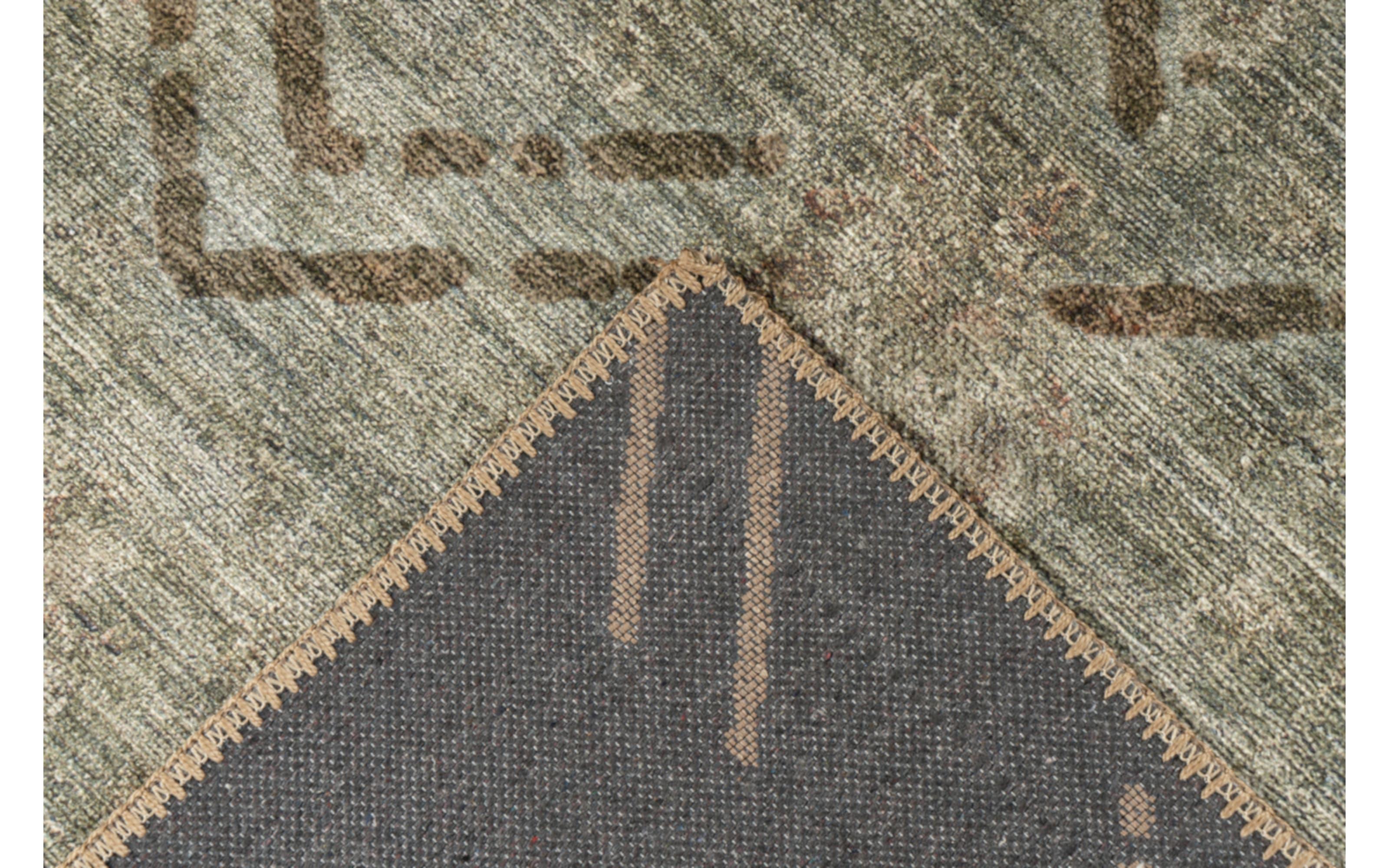 Teppich Antique 325 in khaki, 120 x 180 cm