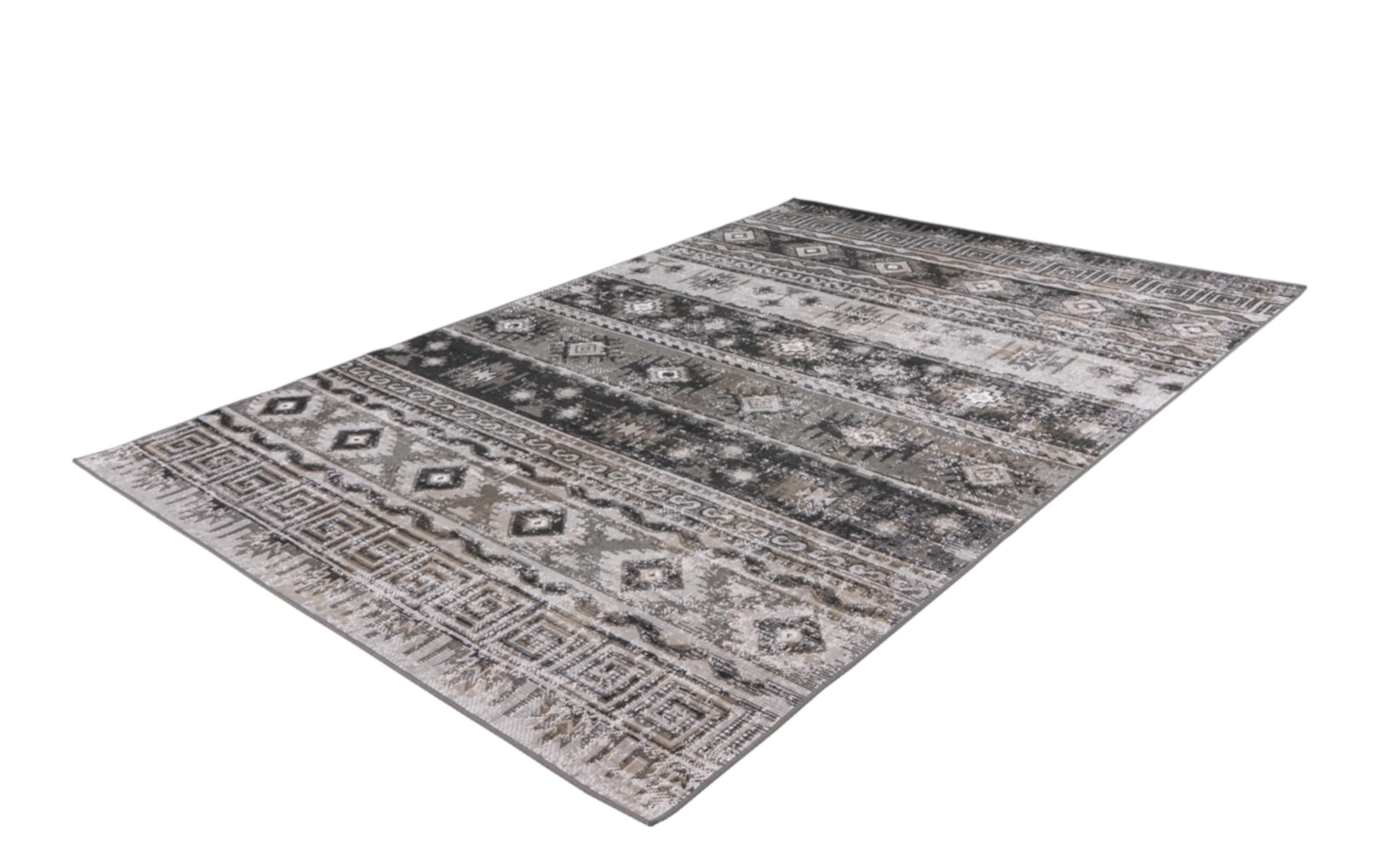 Teppich Ariya 325 in grau, 160 x 230 cm