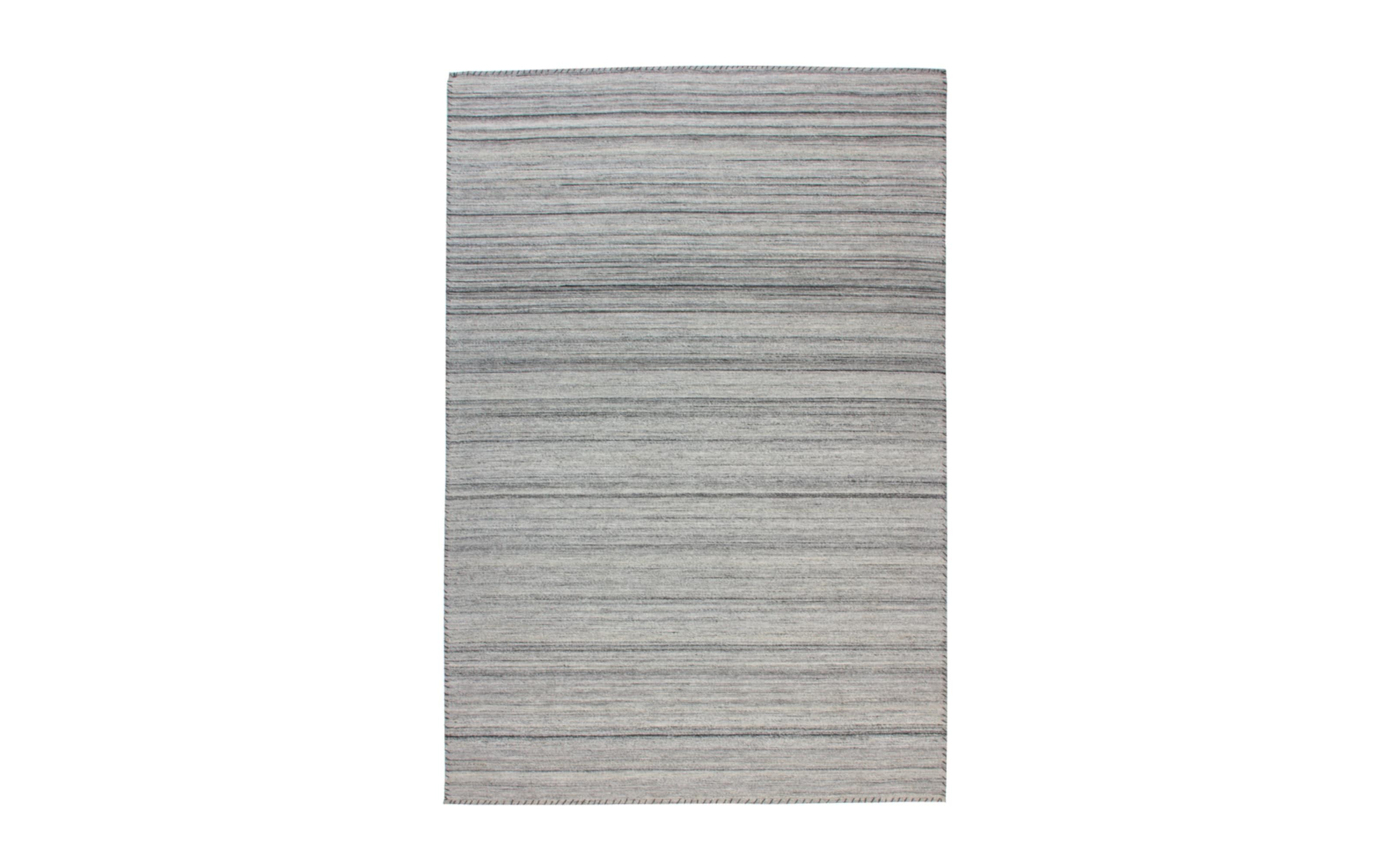 Teppich Phoenix 210 in grau-multi, 80 x 150 cm