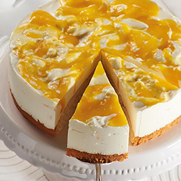 Creme Mango Joghurt Torte