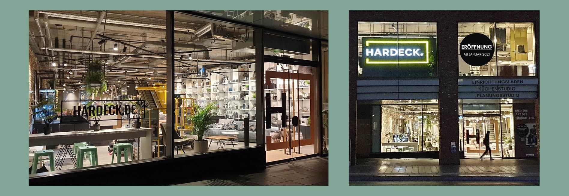 Hardeck Filiale Hamburg