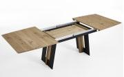 Bank-/Stuhlgruppe Romy/Runa aus Kerneiche