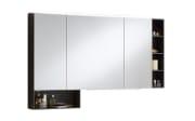 Spiegelschrank 3040 (City Plus) in Robinie-Optik