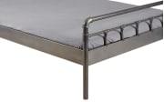 Doppelbett Stina aus Metall