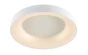 LED-Deckenleuchte Cameron in weiß, 78 cm