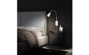 LED-Wandleuchte Tusi in weiß