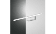 LED-Wandleuchte Nala in weiß, 50 cm