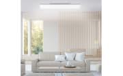 LED-Deckenleuchte Canvas CCT in weiß, 45 x 45 cm