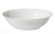 Salatschüssel Bianco in weiß, 23 cm