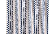 Hängestuhl in blau, 100 x 130 cm