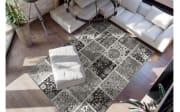Teppich Ariya 425 in grau, 200 x 290 cm