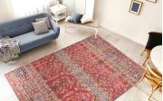 Teppich Faye 325 in multi/rot, ca. 120 x 180 cm