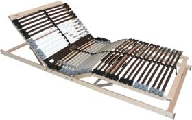 Lattenrost 4066, 90 x 200 cm, mit 42 Federholzleisten und motorischer Verstellung