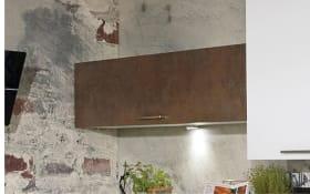 Einbauküche Touch, Lacklaminat alpinweiß supermatt, inklusive Elektrogeräte, inklusive Neff Geschirrspüler