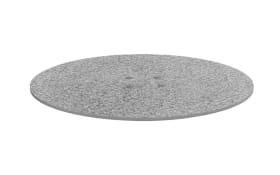 Dekorplatte Easy Move Switch in Granit-Optik grau