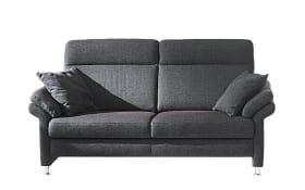 Sofa 2-sitzig TS 101 in anthrazit