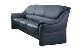 3-Sitzer Ponza in dunkelblau