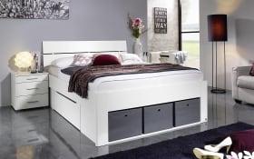 Bett Scala in alpinweiß