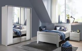 Komfortzimmer Victoria in weiß matt