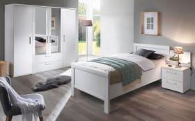 Komfortzimmer Evelyn in weiß matt