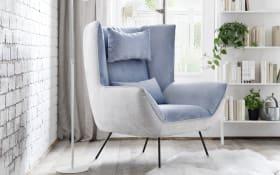 Sessel 2093 in light blue