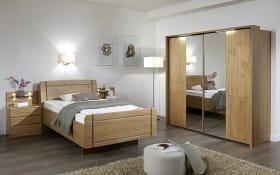 Komfortzimmer Innsbruck in Erle teilmassiv, Liegefläche ca. 100 x 200 cm