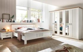 Schlafzimmer Trient in Anderson Pine/Artisan Eiche, Liegefläche 180 x 200 cm