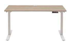 Schreibtisch 7001 in Sonoma Eiche Nachbildung, ca. 150 cm breit