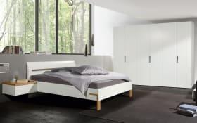 Schlafzimmer Dream in Lack reinweiß