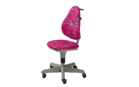 Schreibtischstuhl Pepe in pink