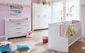 Babyzimmer Fiona in weiß