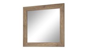 Spiegel Neapel in Flagstaff Oak dunkel Nachbildung
