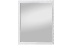 Rahmenspiegel Lisa in weiß, 34 x 45 cm