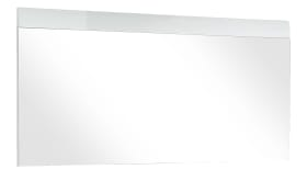Spiegel GW-Adana in weiß Hochglanz, 134 x 63 cm