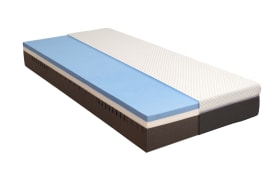 Viskoelastikschaummatratze V1250 MemoBlu in 90 x 200 cm